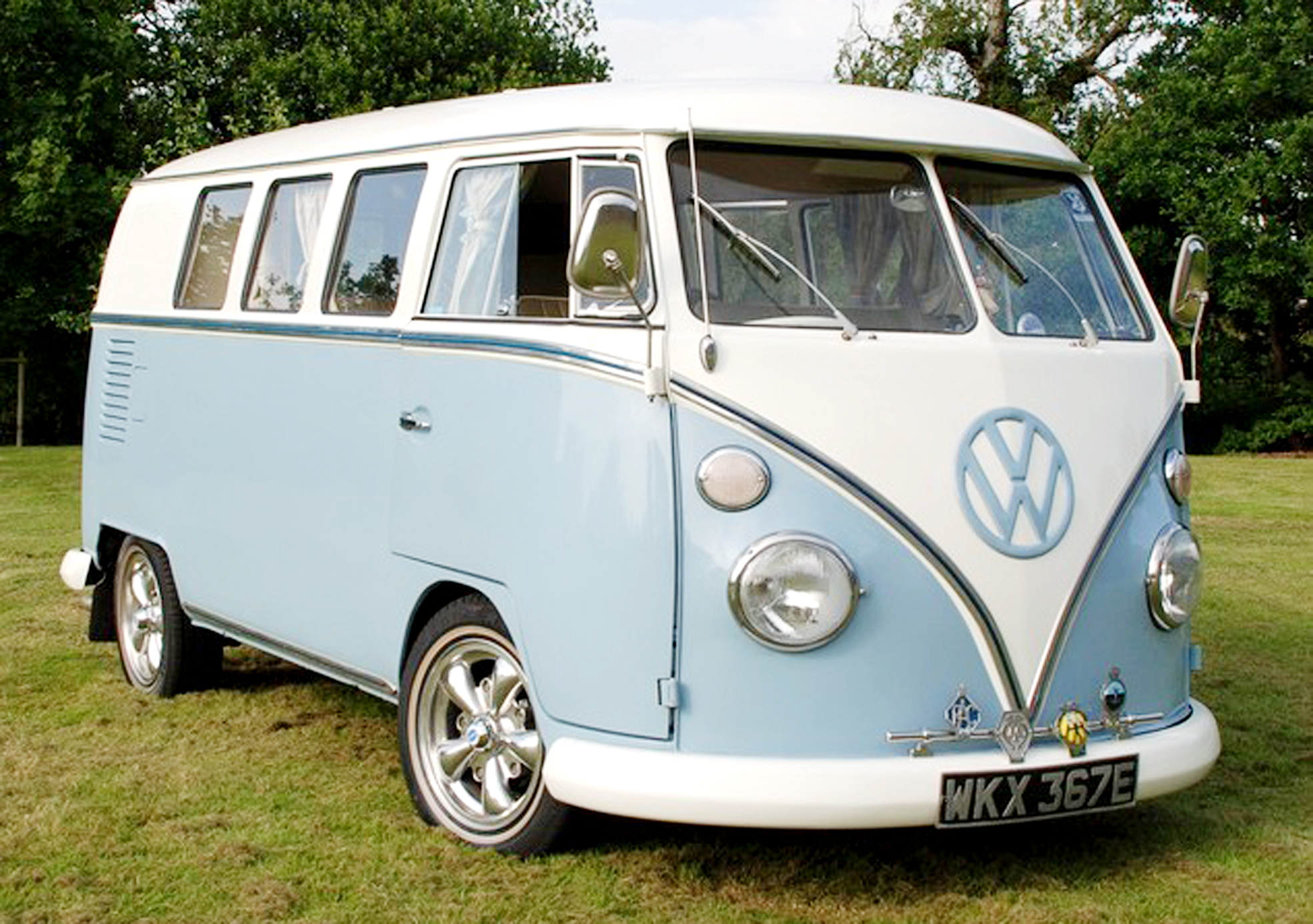329bf396ca0d4c End of the line for classic VW camper van - but not in Kearsley ...
