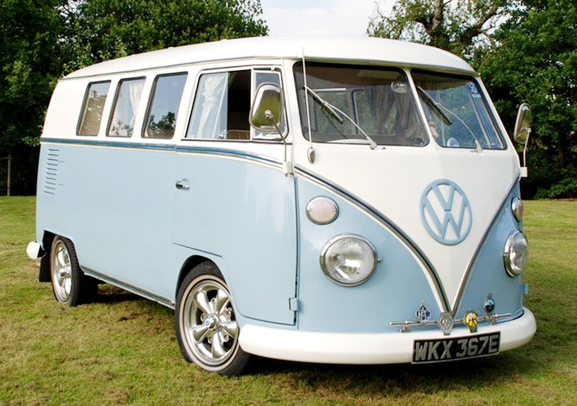 Vw Camper Van >> End Of The Line For Classic Vw Camper Van But Not In Kearsley