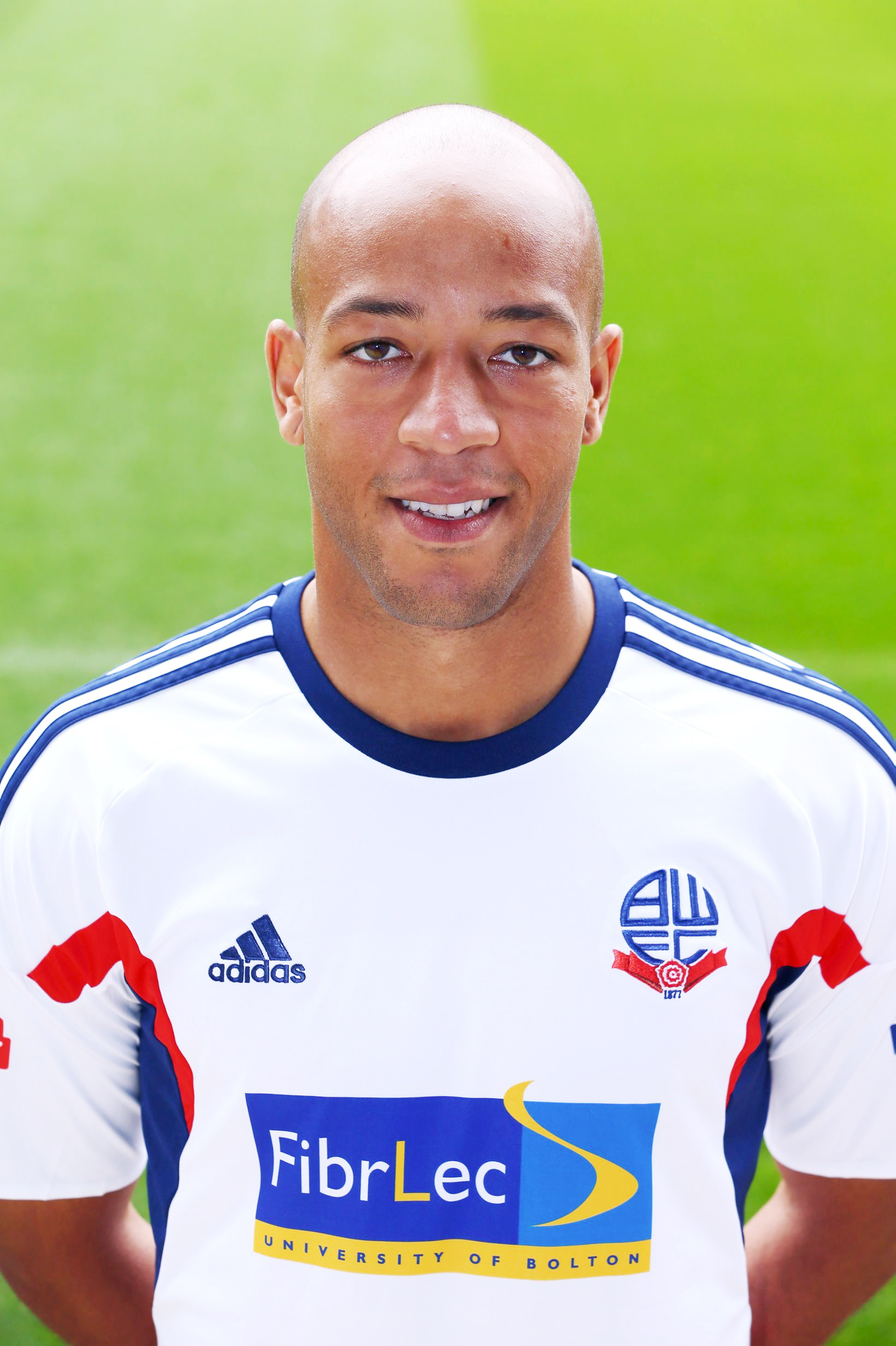 Alex Baptiste can play on either side