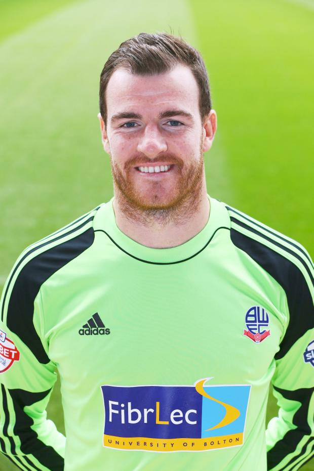 The Bolton News: Star man Andy Lonergan