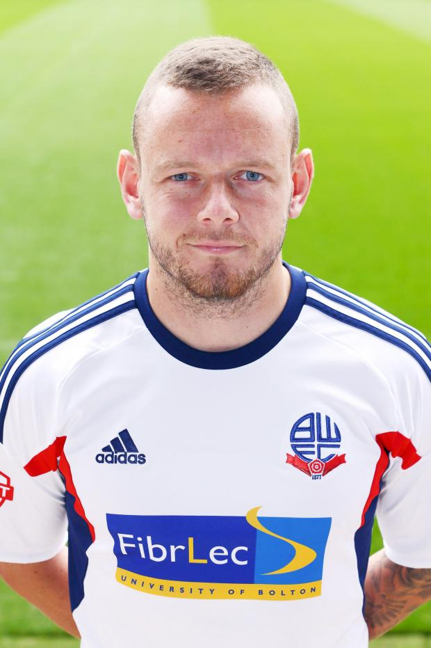The Bolton News: Bolton Wanderers captain Jay Spearing