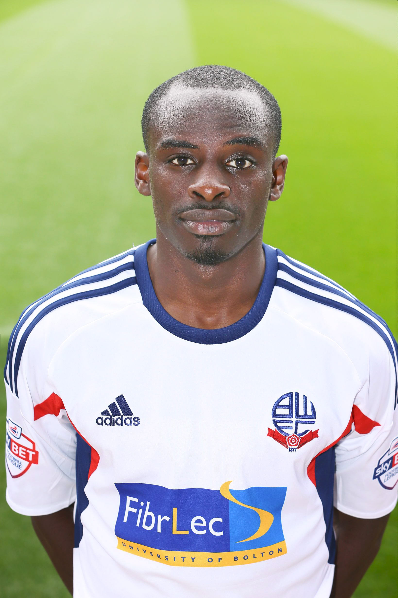 Eastender Sanmi Odelusi counts his blessings at Bolton Wanderers