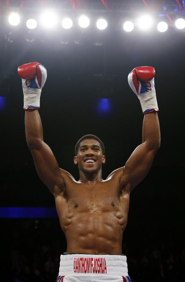 The Bolton News: Anthony Joshua's third professional fight will be at York Hall in Bethnal Green. Pictures: Action Images