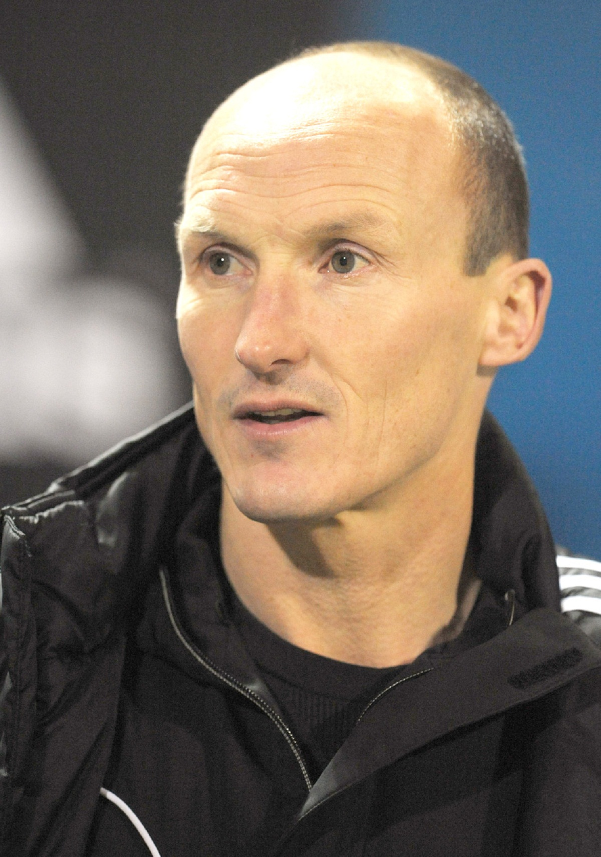 Wanderers Under-18s coach David Lee
