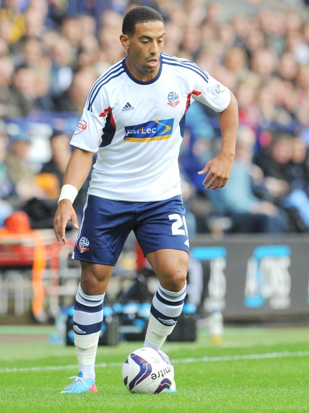 The Bolton News: Liam Feeney winging his way back to Bolton