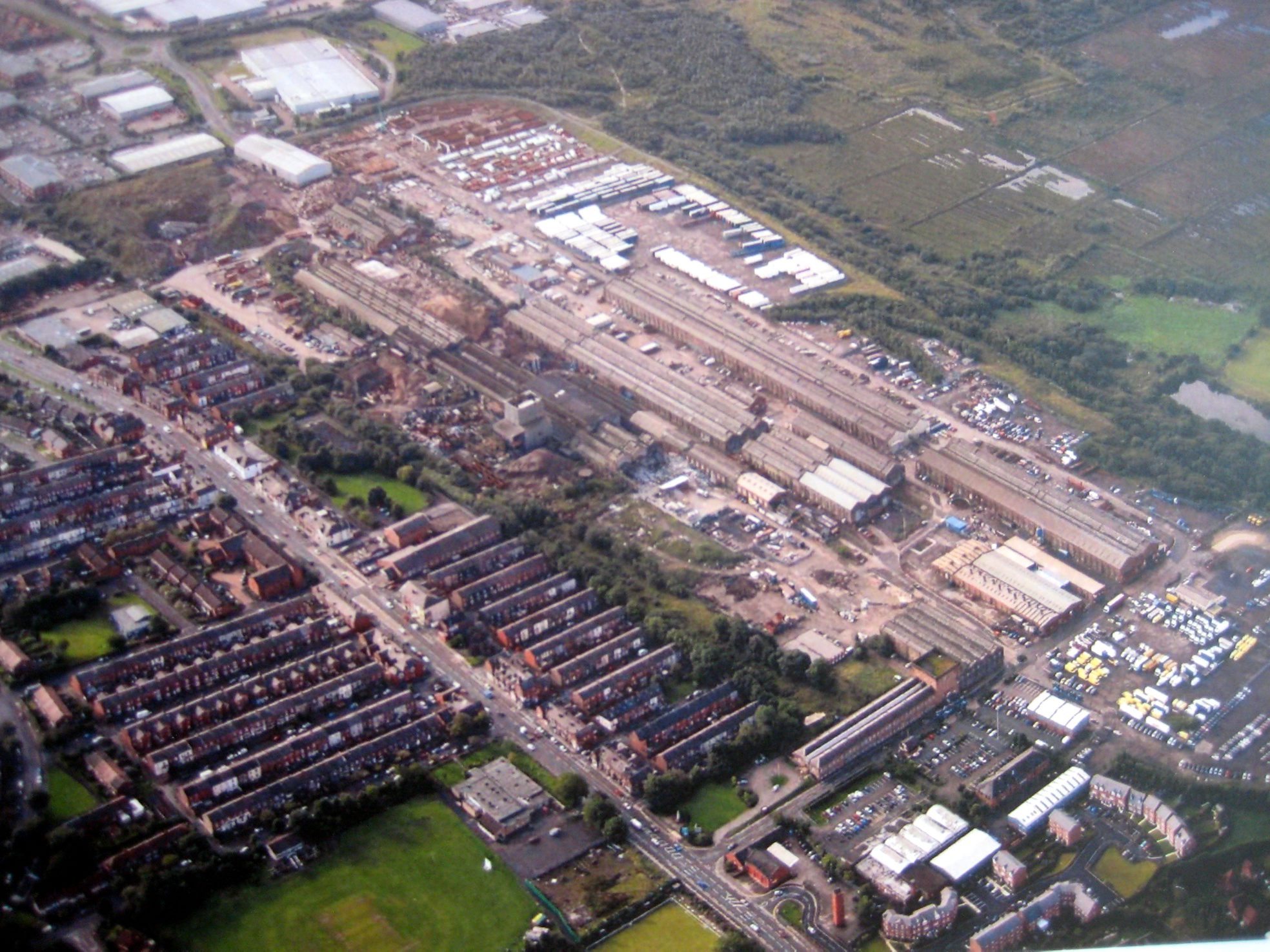 Packed meeting hears concerns about Horwich Loco Works development