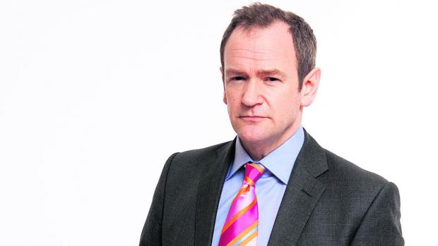 Alexander Armstrong was a constant factor in Marc's time on tour