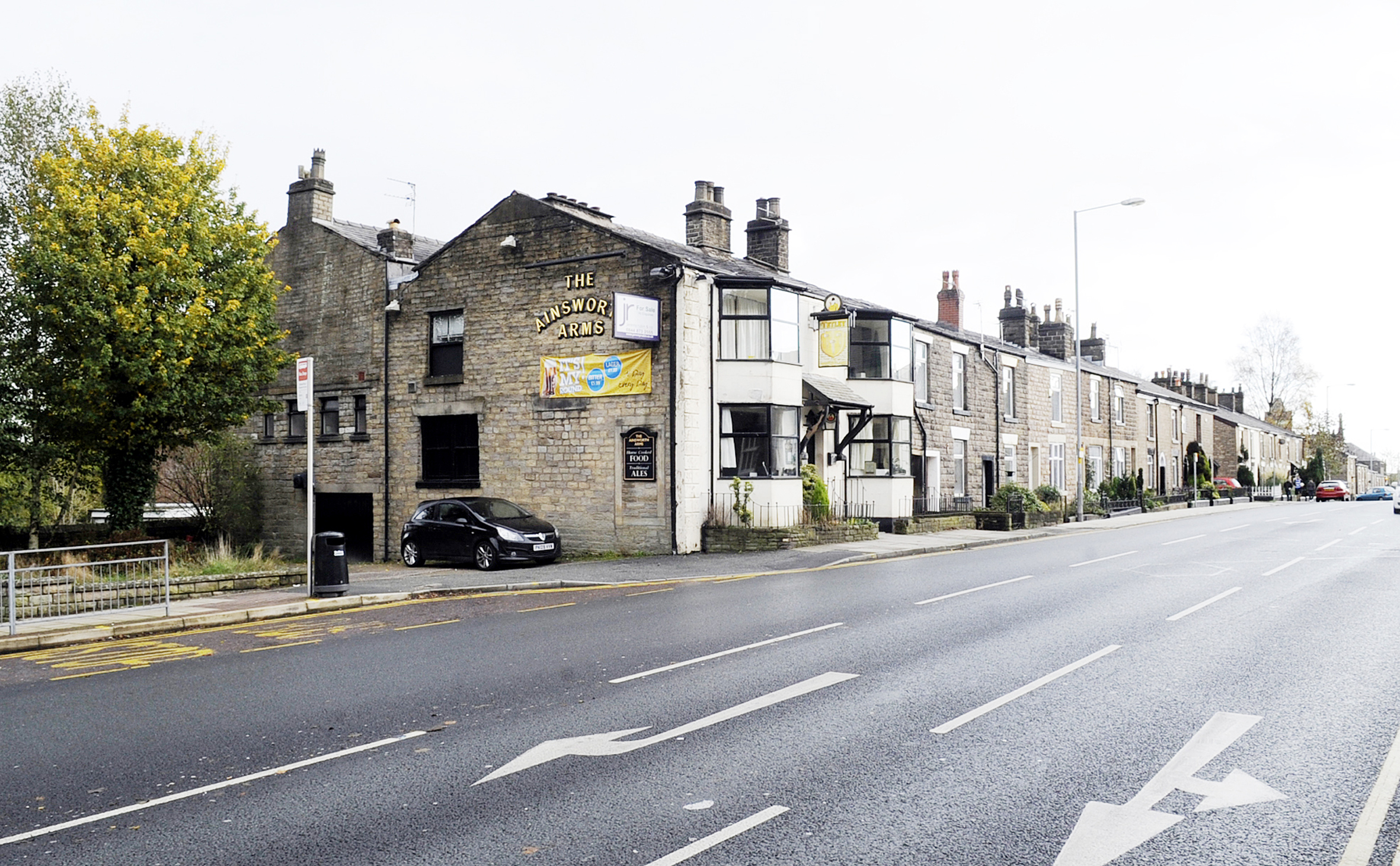 The Ainsworth Arms is set for a revamp
