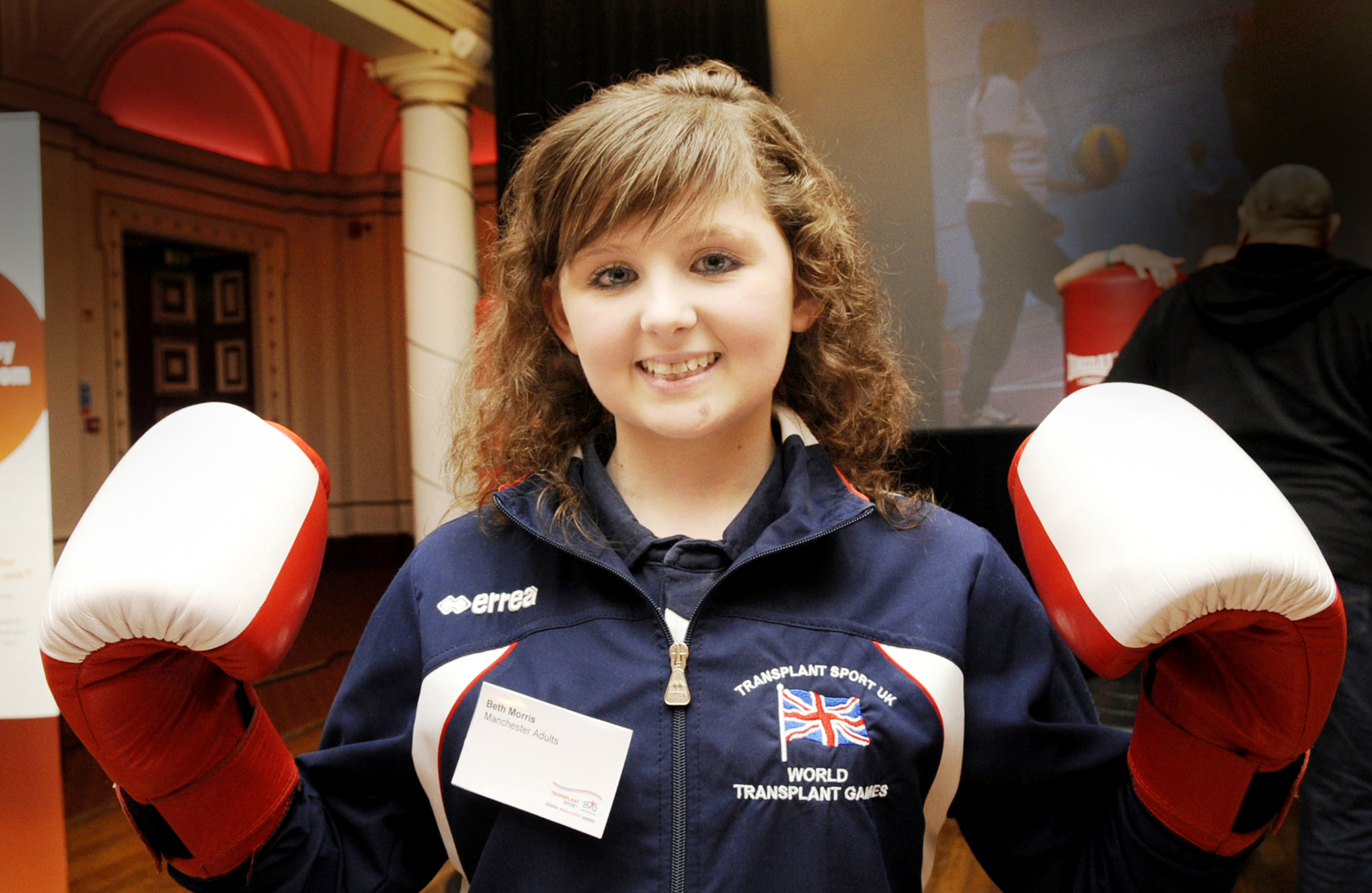 Bolton will host the 2014 British Transplant Games
