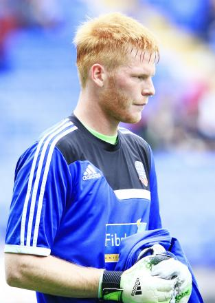 STAR MAN Adam Bogdan continued his excellent recent form