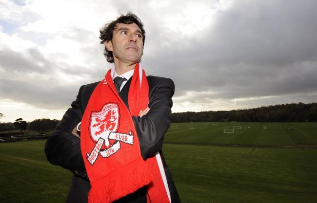 New Boro boss Aitor Karanka
