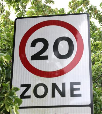 Wigan Council is introducing a 20mph speed limit on residential streets