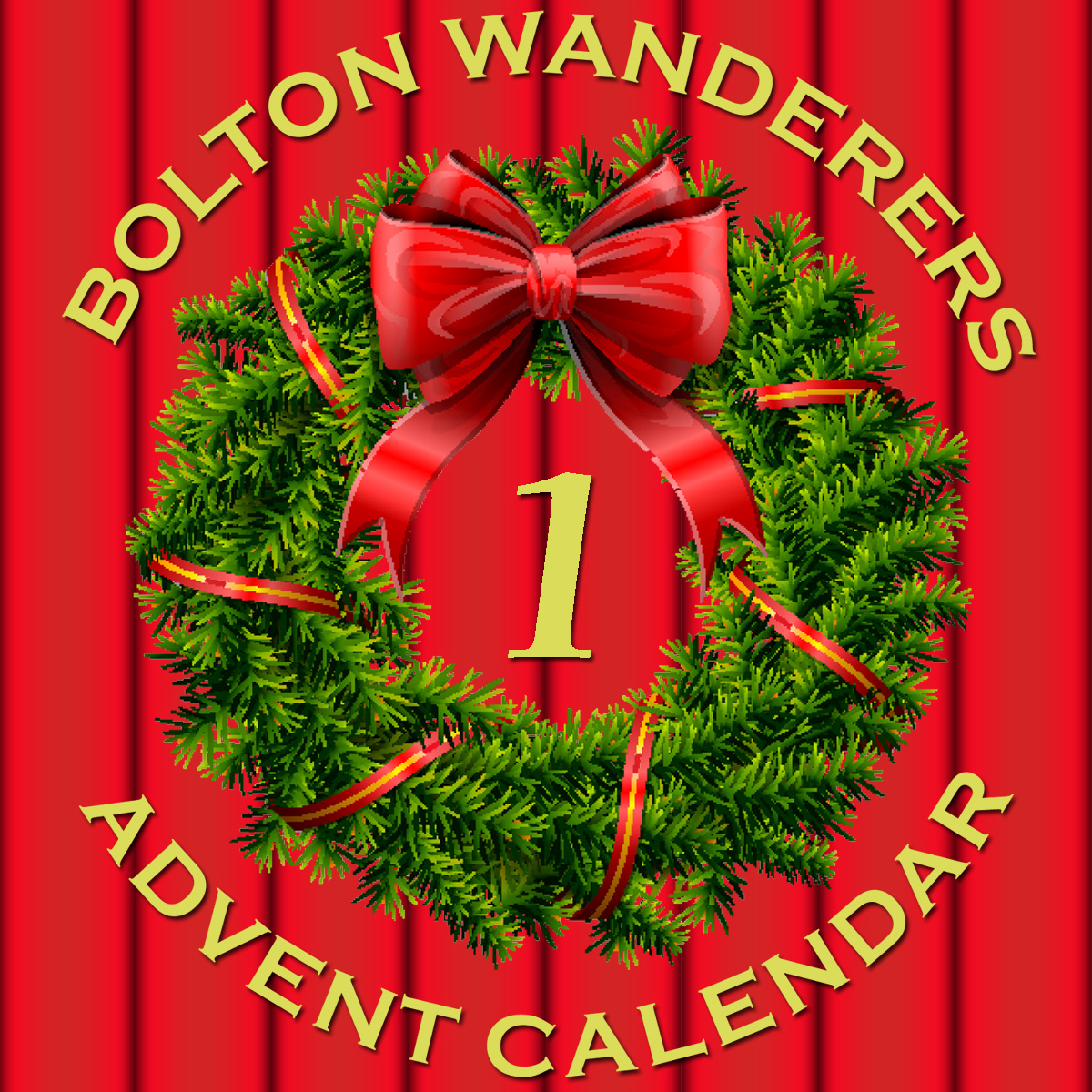 The Bolton News: Advent calendar 1