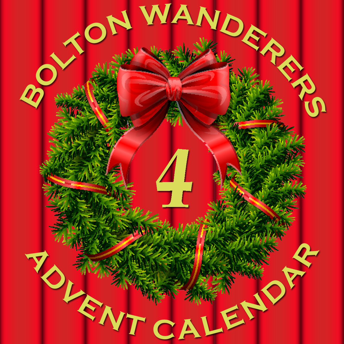 The Bolton News: advent calendar 4