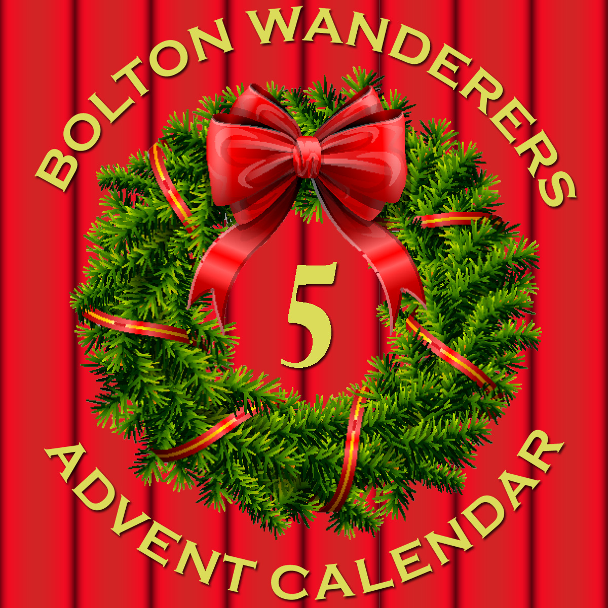 The Bolton News: advent calendar 5