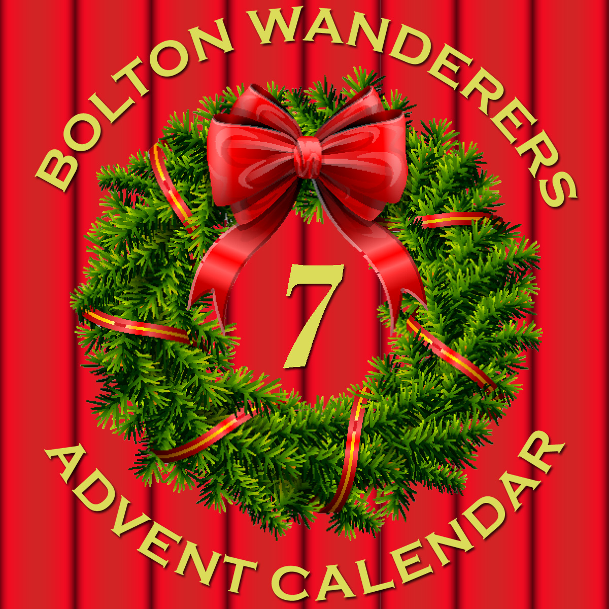 The Bolton News: advent calendar 7