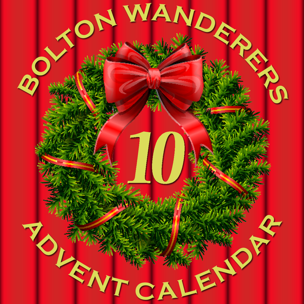 The Bolton News: advent calendar 10