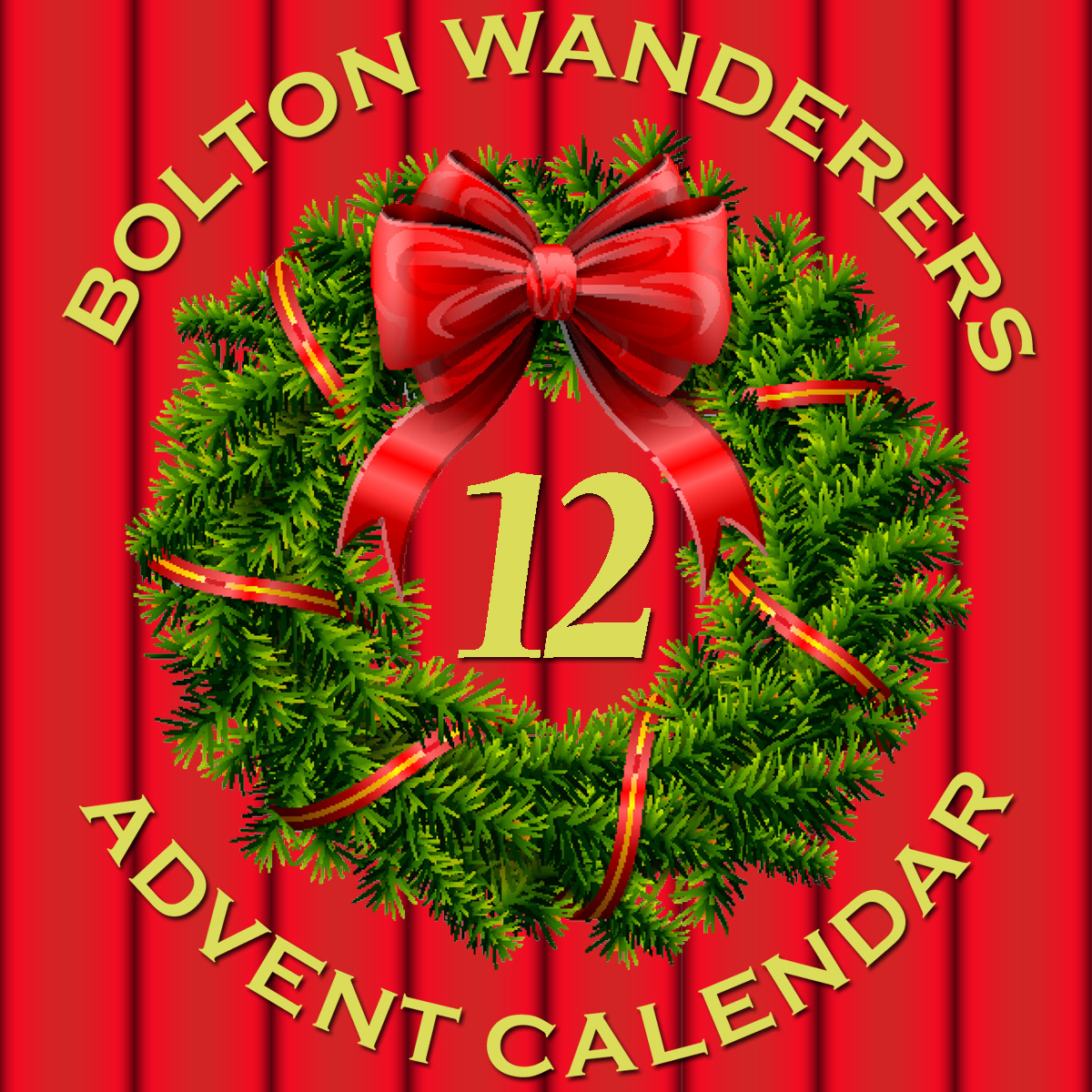 The Bolton News: advent calendar 12