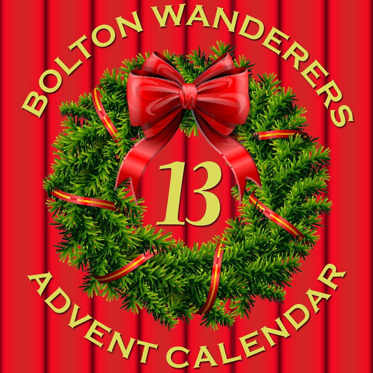 The Bolton News: advent calendar 13