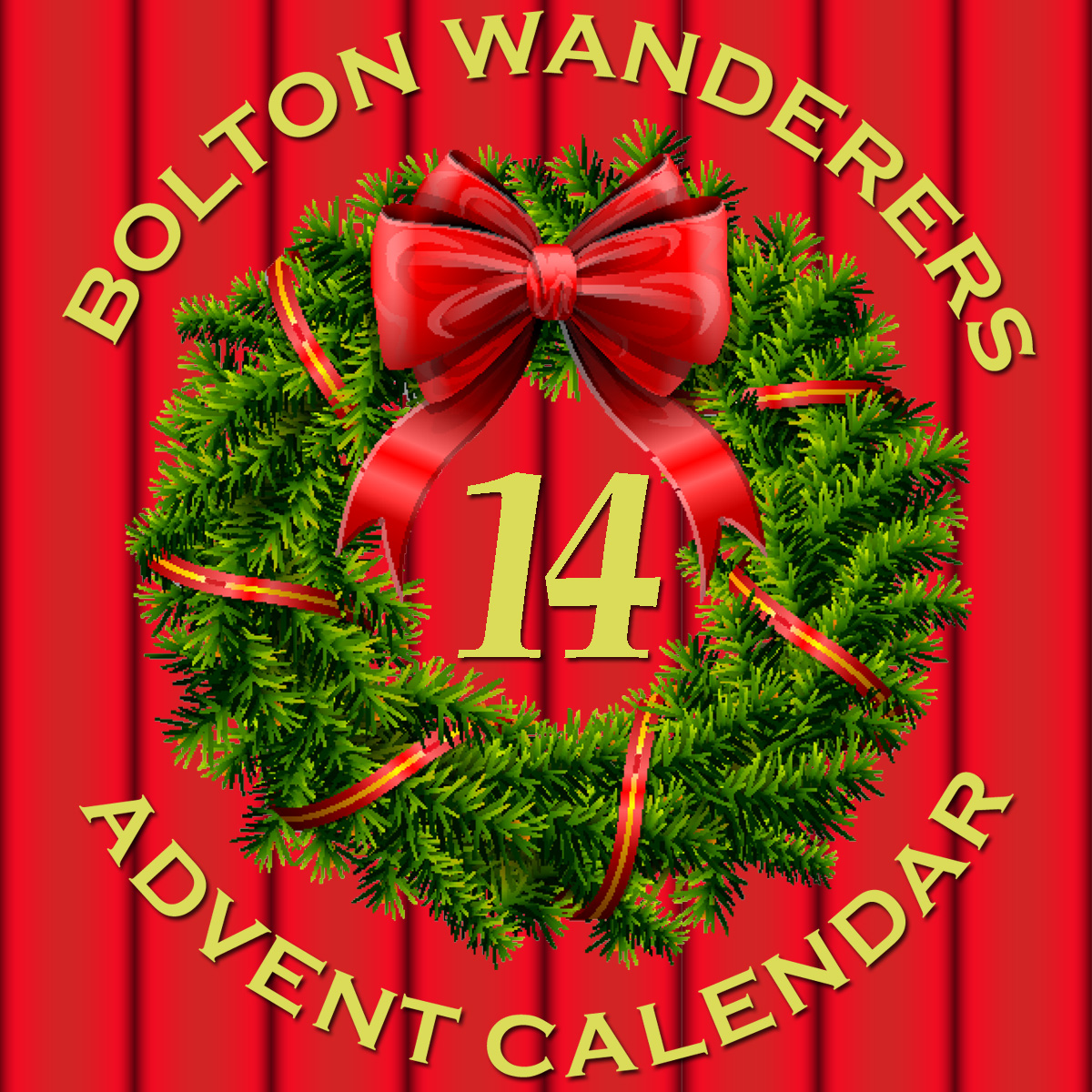 The Bolton News: advent calendar 14