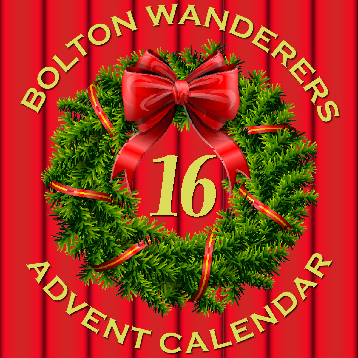 The Bolton News: advent calendar 16
