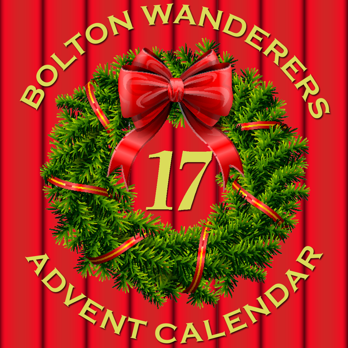 The Bolton News: advent calendar 17