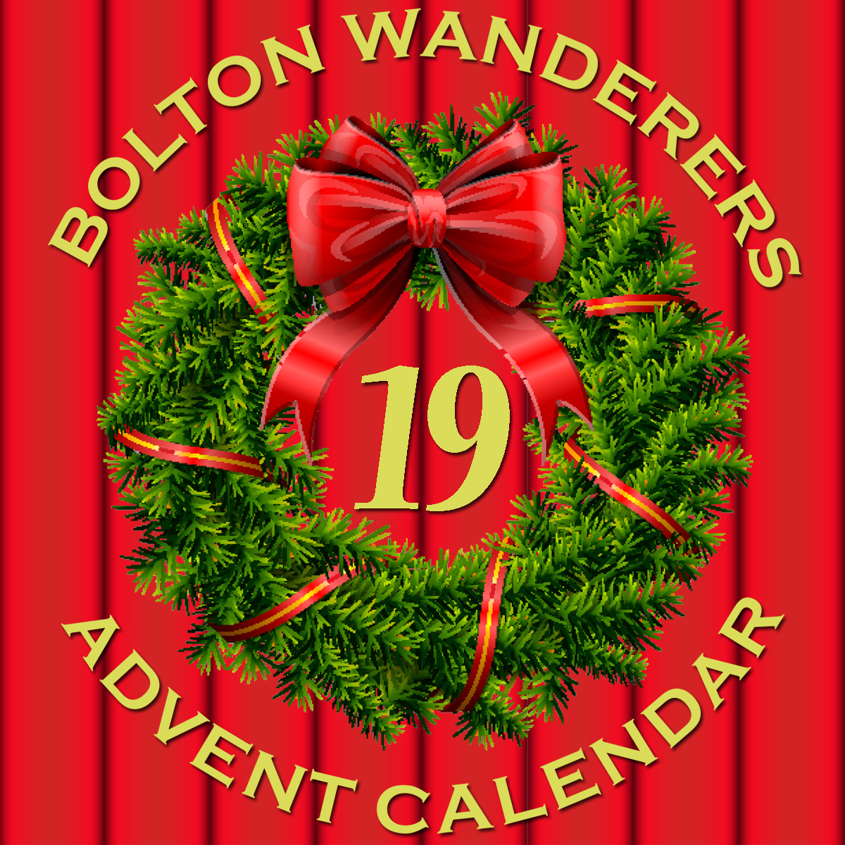 The Bolton News: advent calendar 19