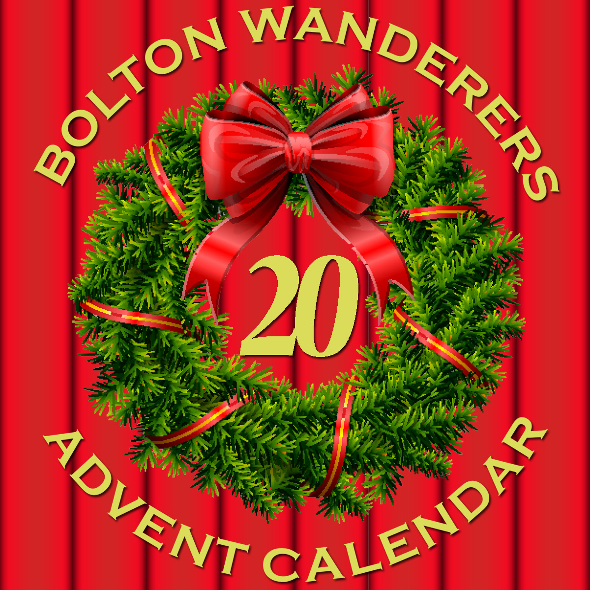 The Bolton News: advent calendar 20