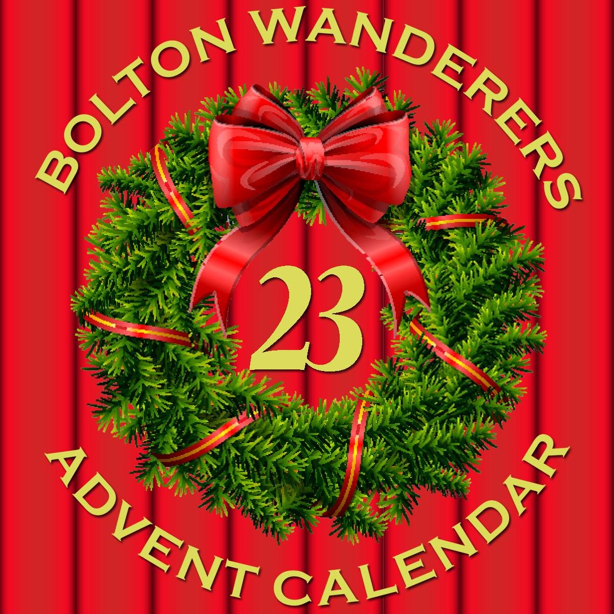 The Bolton News: advent calendar 23