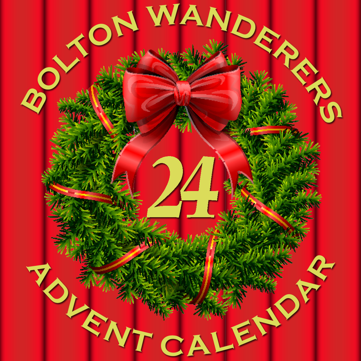 The Bolton News: advent calendar 24
