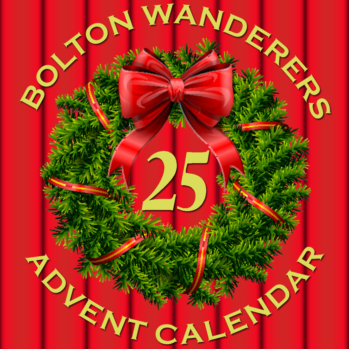 The Bolton News: advent calendar 25