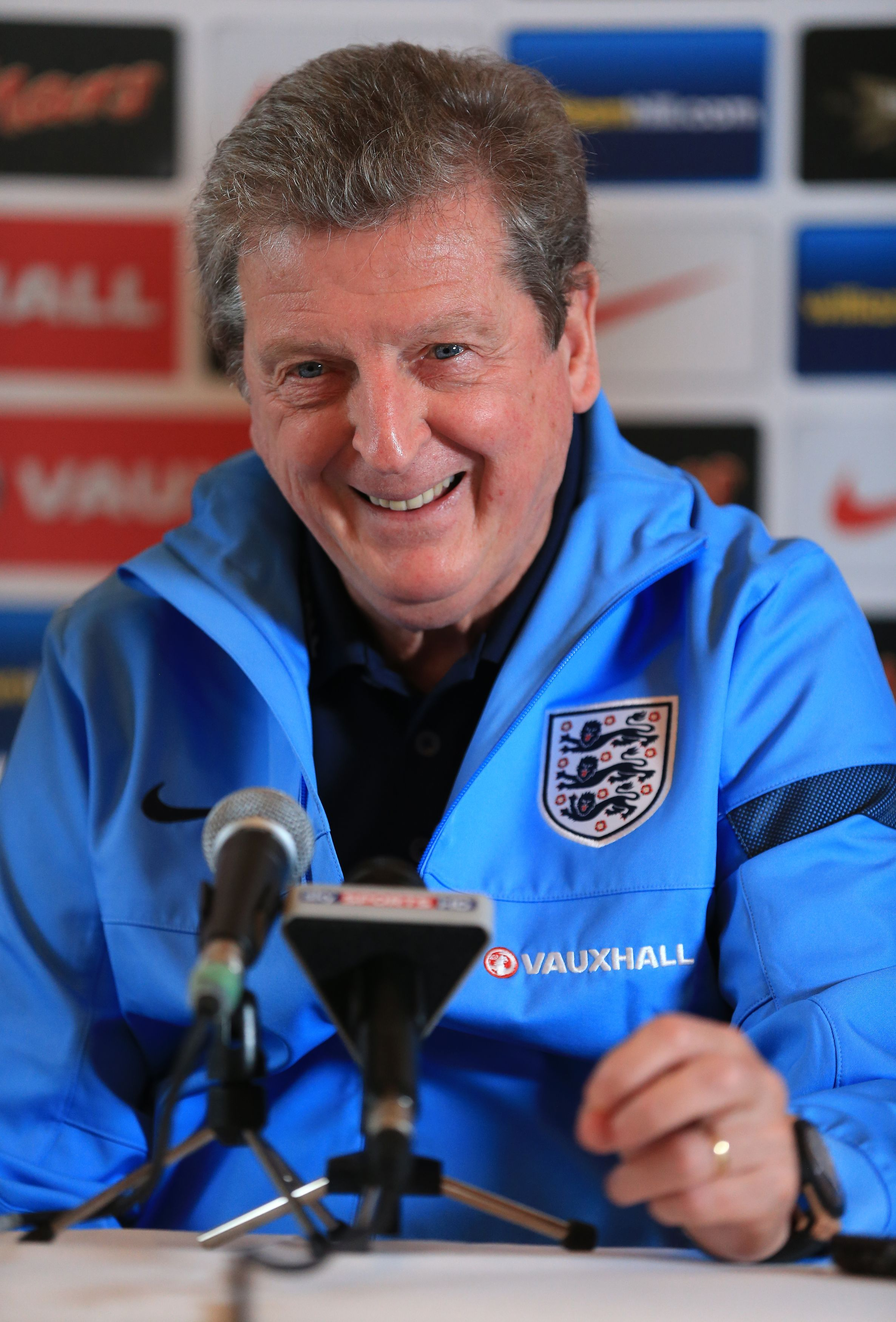 Roy Hodgson is turning to psychology to improve England's ch