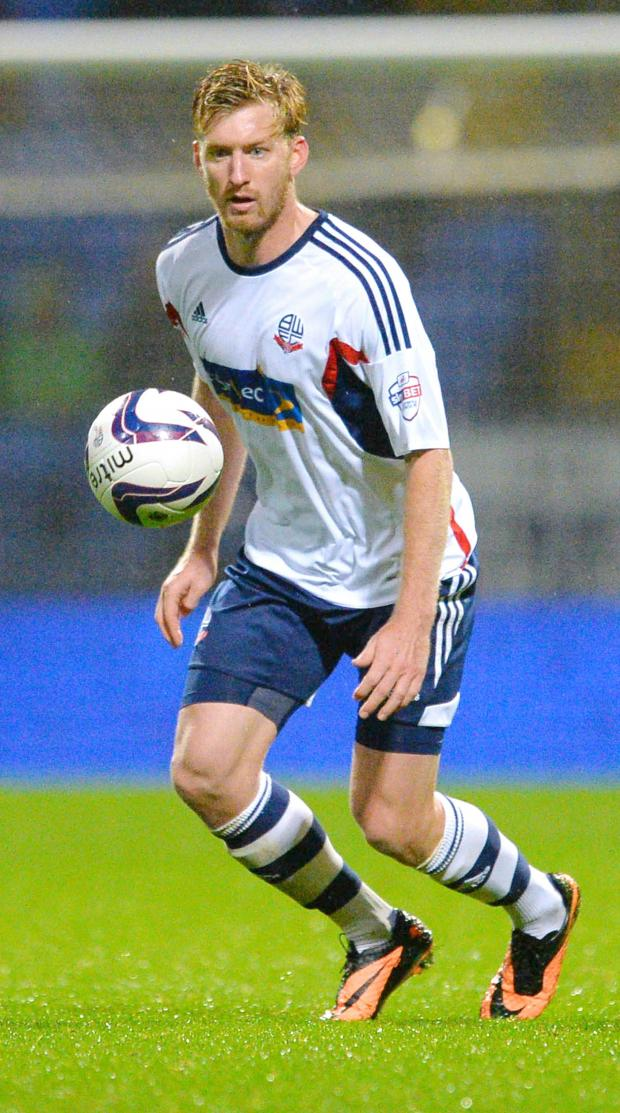 The Bolton News: Tim Ream got injured just 15 seconds into Tuesday night's match
