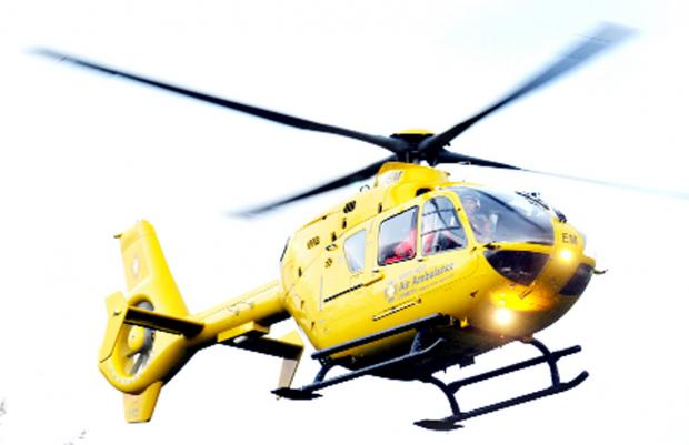 The Bolton News: Motorcyclist airlifted to hospital after Belmont smash