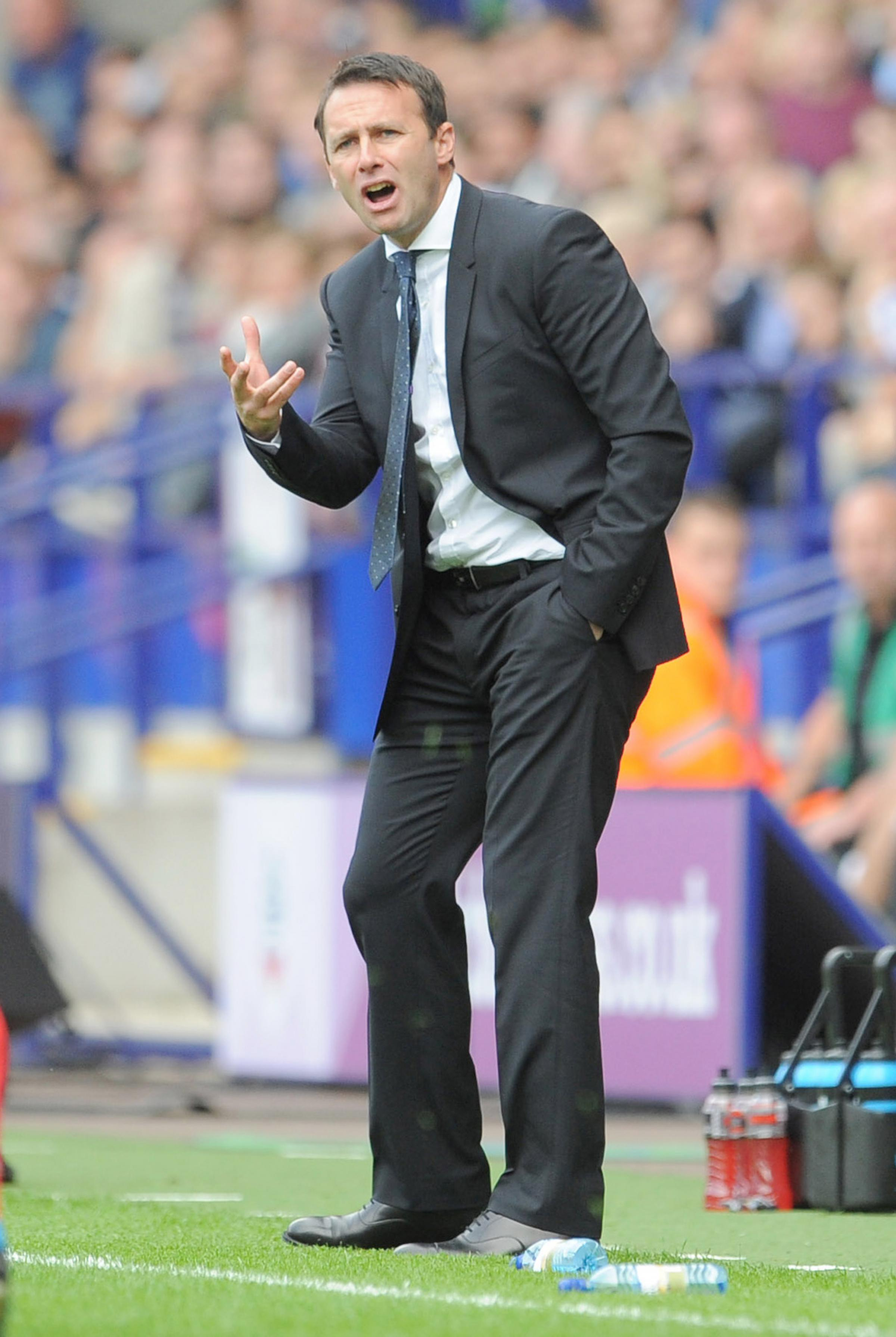 Dougie Freedman wants a return to the kind of performance that rocked Blackburn