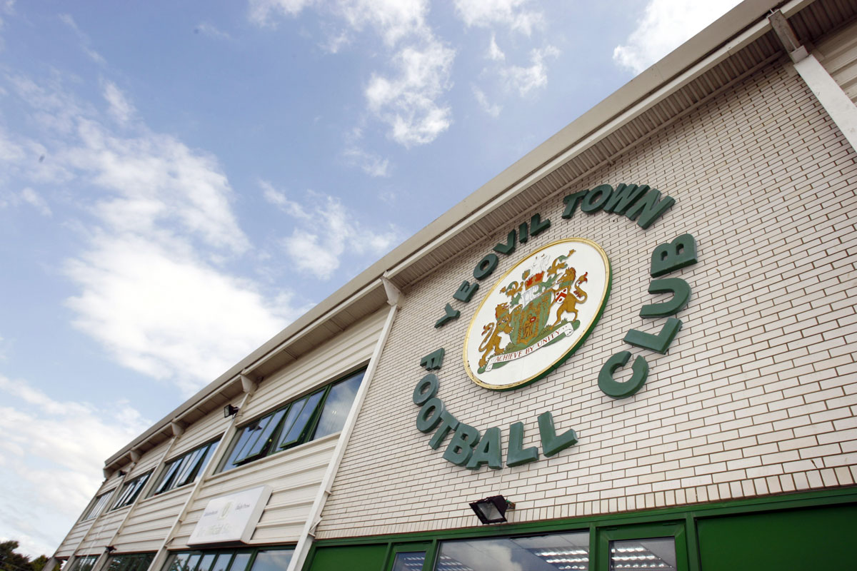 Huish Park has an atmosphere which can get to some bigger teams, says Zat Knight