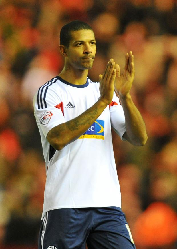 The Bolton News: Jermaine Beckford