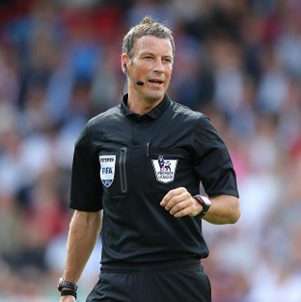 The Bolton News: Mark Clattenburg is understood to have been reported to the FA by Southampton