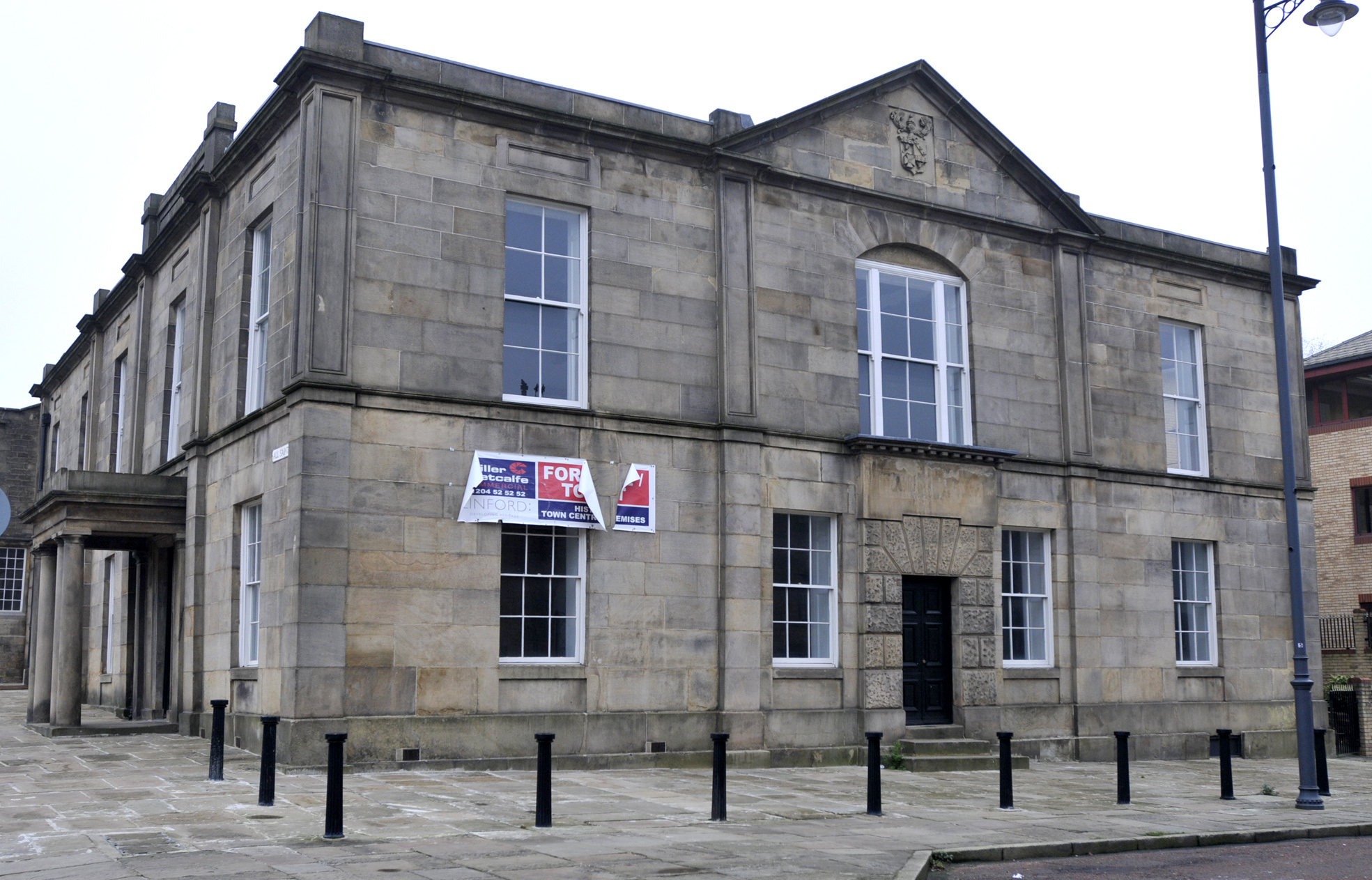Bar and restaurant wanted for Little Bolton Town Hall redevelopment