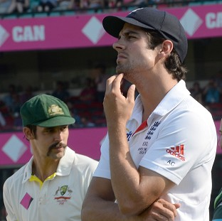 Alastair Cook wants to carry on