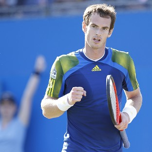 Andy Murray will be looking for a fourth title at Queen's