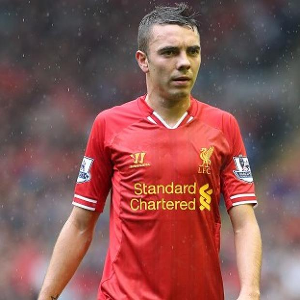 The Bolton News: Iago Aspas was delighted to score his first Liverpool goal after a difficult start to his Reds career