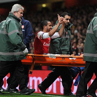 Arsenal's Theo Walcott will face no FA action