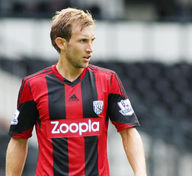 Craig Dawson is back in the fold at West Brom