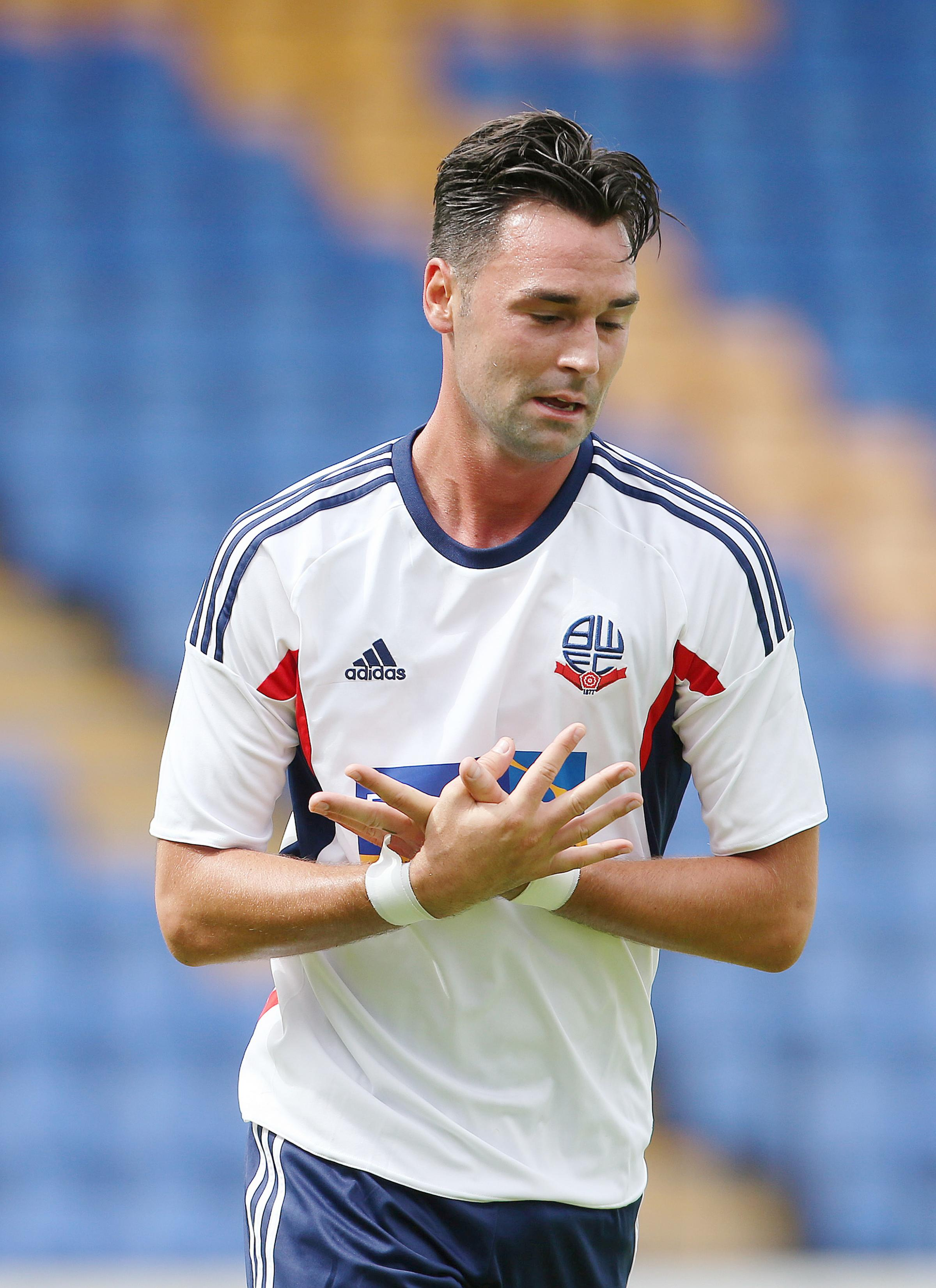 Former Wanderer Chris Eagles