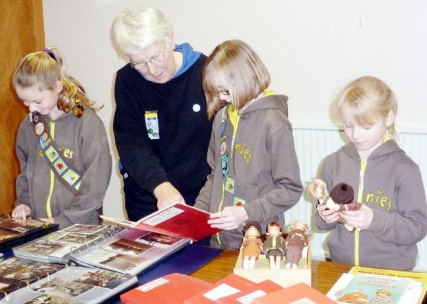 The 10th Bolton (St Anne's Turton) Brownie Pack celebrates its 60th anniversary