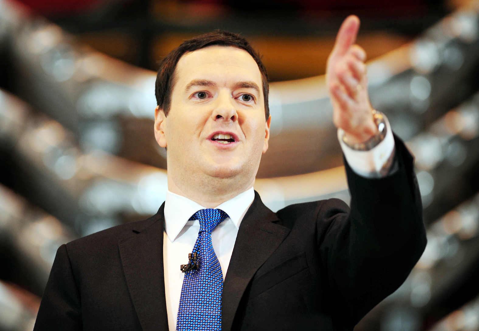 George Osborne says further cuts could amount to £25 billion