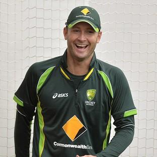 Michael Clarke is expecting a tough test in the one-day series against England