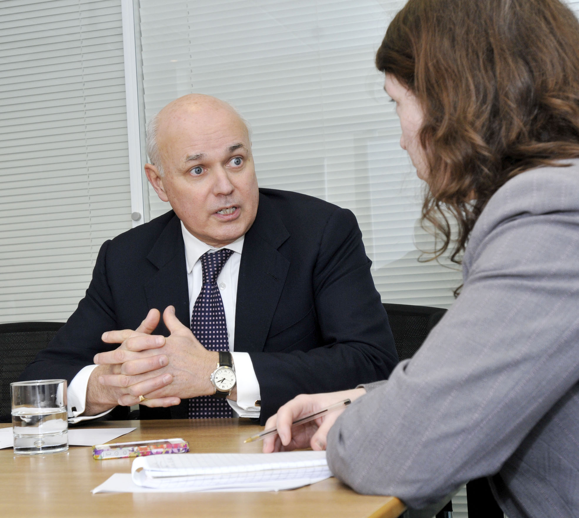 'Bedroom tax': 'Pay up or get out,' says Iain Duncan Smith