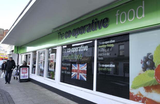 Co-op in Westhoughton